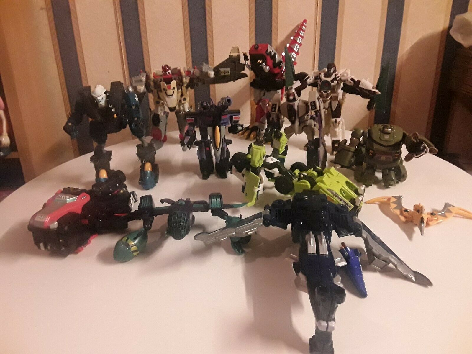 Collection, bundle Joblot Of vintage  Transformers toys