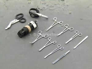 Medical Equipment Set 1//6 Scale Toy Operation Red Sea PLA Medic