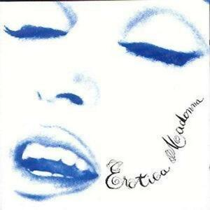 NEW-CD-Album-Madonna-Erotica-Mini-LP-Style-Card-Case
