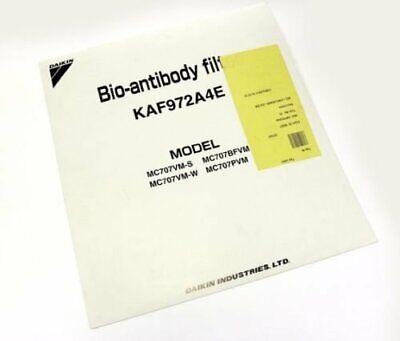 New KAF979B4 Daikin air cleaner bio-antibody filter successor KAF979A4 KAF972A4E