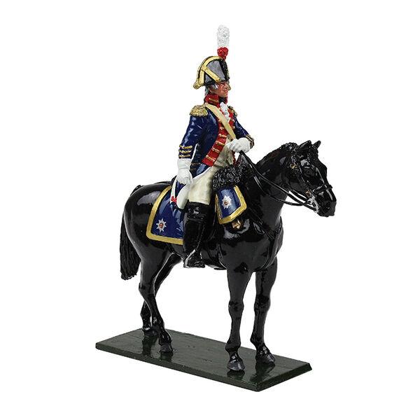 Oeuf Oeuf Oeuf de noel BRITAINS 47057-British Horse Guards (BLUES) officier, 1795 a95cca