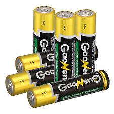 Pro 6 unidades gaoneng Energy AAA PILAS ALCALINAS 1.5vv Baterías De Juguete