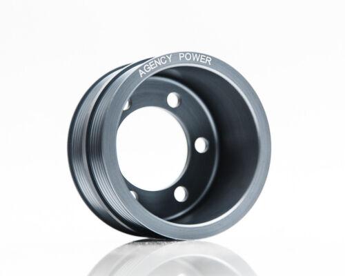Engine Crankshaft Pulley-Underdrive Crank Pulley Kit V10 BMW M5 M6 E60 E63