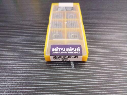 10pc NEW in box MITSUBISHI CNMG120408-MS VP15TF CNMG432MS Carbide Inserts