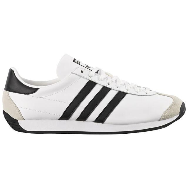 adidas Originals Country OG Men Sneaker Men Retro Shoes Leather White New