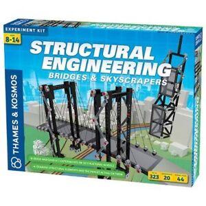 Thames & Kosmos Structural Engineering: Bridges & Skyscrapers Free Priority