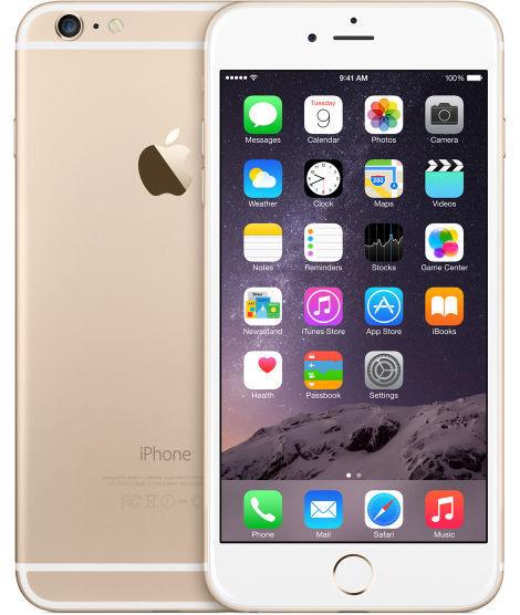 Apple Iphone 6 Plus 64gb Gold Unlocked A1524 Cdma Gsm For Sale Online Ebay
