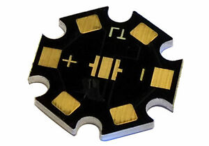 30-Stueck-Cree-Alu-Star-Platine-fuer-XPE-LED-SMD-PCB-Emitter-Aluminium