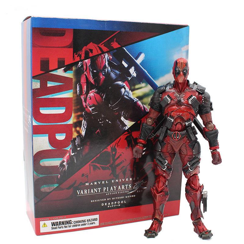 Marvel - universum - variante spielen kunst kai fr deadpool pvc - actionfigur modell.