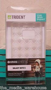 FAST-FREE-SHIP-Trident-Krios-Clear-Soft-Gel-Prism-Case-Samsung-Galaxy-Note-5