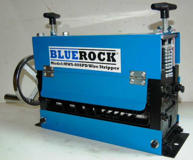 MWS-808D STRiPiNATOR Manual Wire Stripping Machine by BLUEROCK Tools