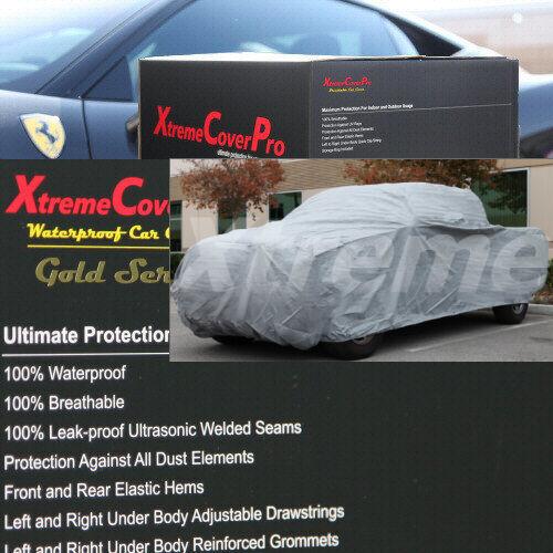 2013 Chevy Silverado 2500HD 3500HD Crew Cab 6.5ft Box Waterproof Car Cover