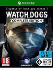 Watch Dogs Watchdogs Complete Edition for Xbox One Xb1 - UK Preowned
