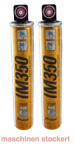 Nachfüllpackung Paslode 300346 Brennstoffpackung Fuel Cells Gas für Nagler 2x