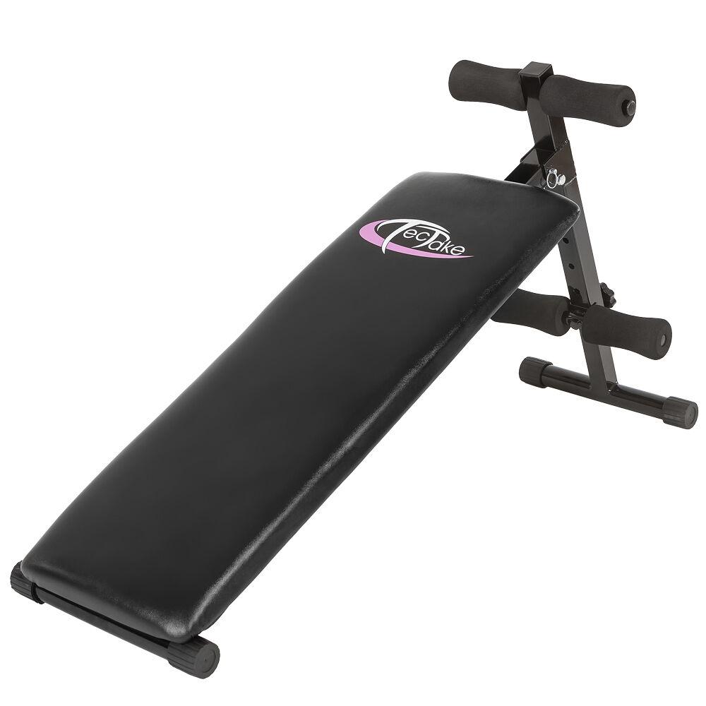 Banc de musculation pour muscles abdominaux appareil appareil appareil de fitness sport pliable 0005a9