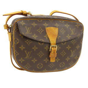 LOUIS-VUITTON-JEUNE-FILLE-MM-SHOULDER-BAG-PURSE-MONOGRAM-M51226-TH0914-A52664
