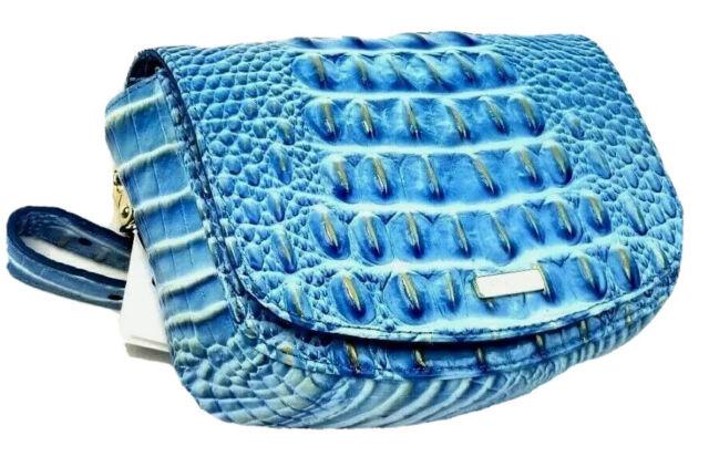 Brahmin Lil Cerulean Blue Melbourne