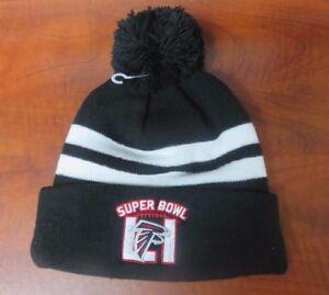 03f5a785717 Atlanta Falcons New Era NFL Football Super Bowl LI Striped POM POM ...