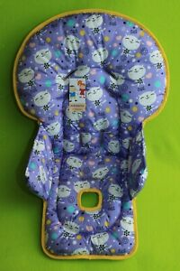 The Seat Pad Cover For High Chair Graco Contempo Ebay