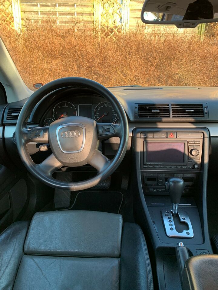 Audi A4, 2,0 TDi 140 Avant Multitr., Diesel