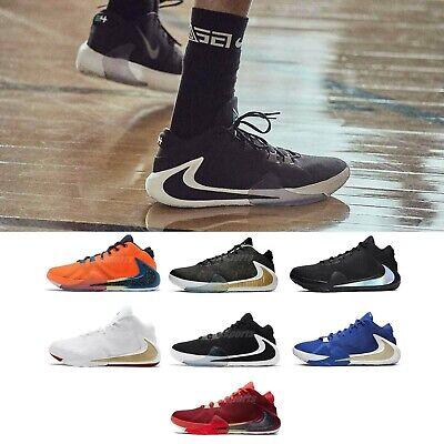 Nike Zoom Freak 1 EP Giannis Antetokounmpo MVP Men Women Basketball Shoes Pick 1 | eBay