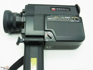 Canon-Super-8-Film-Camera-Canosound-312XL-S-Zoom-Lens-1-2-8-5-25-5-MM-Lens