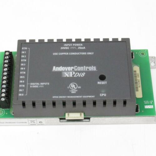 Schneider Electric Andover Controls Continuum XPDI8 XP Di8
