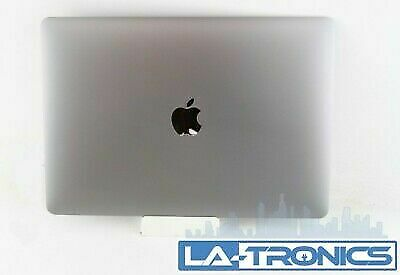 """New Apple Macbook Air 13"""" A1932 Late 2018 Space Gray Full LCD Screen Assembly"""