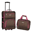 Luggage-2-Piece-Set-Choose-14-Colors-One-Size-Free-Shipping thumbnail 11