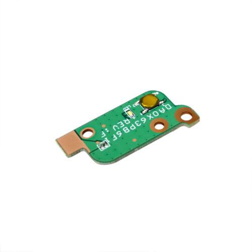 Original Equipment Manufacturer NUOVO Interruttore Pulsante Di Alimentazione Board per HP ProBook 450 G3 827035-001 DA0X63PB6F0