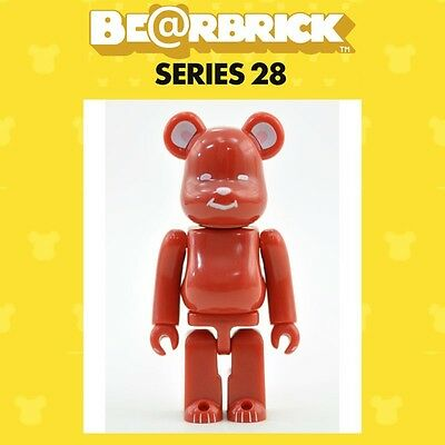 Red Polar Bear Medicom Be@rbrick Bearbrick 28 SECRET CHASE 5//192 Artist Clot