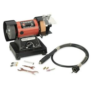Mini Bench Grinder Rotary Flexible Shaft Polisher Die