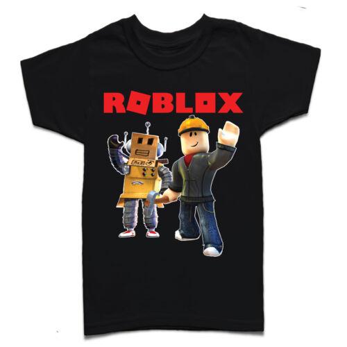 ROBLOX Builders enfants joueurs Enfants Garçons Filles T Shirt-URB102