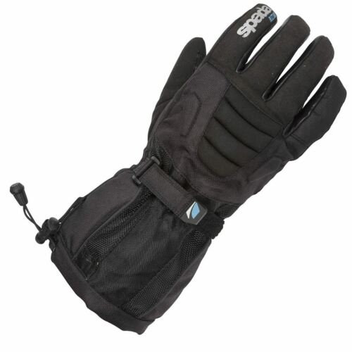 Spada Blizzard Winter Motorcycle Scooter Glove Waterproof Thermal 2 Yr Warranty