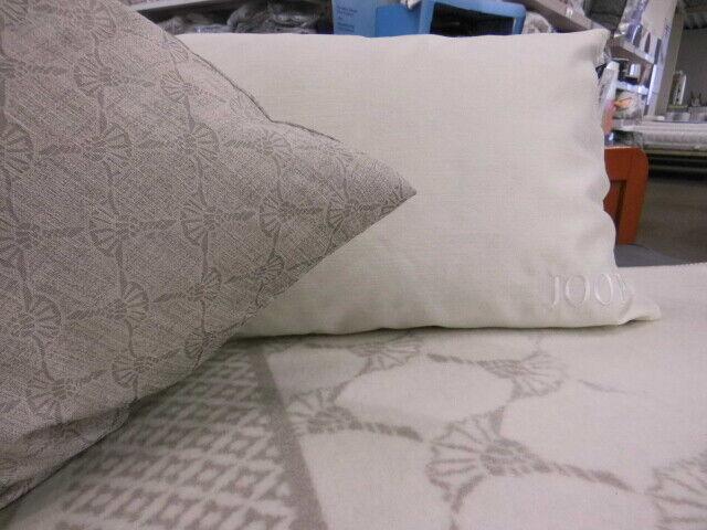 JOOP! Kissenhülle Texture 70522 | 30 natur - 40 x 60 cm Neu