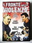 Dvd Il Fronte della violenza con James Cagney 1959 Nuovo