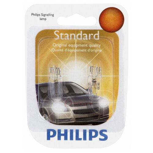 Philips Turn Signal Indicator Light Bulb for GMC R3500 K1500 Suburban V1500 fx