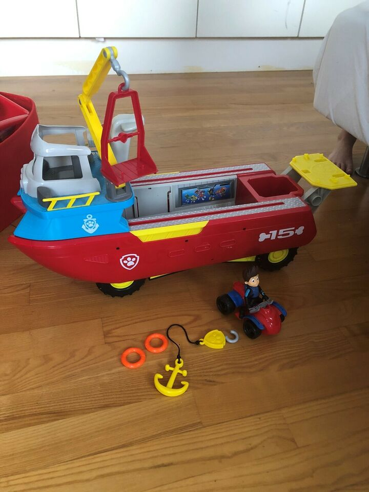 Blandet legetøj, Paw Patrol