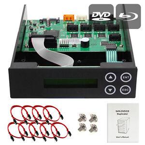 1-2-3-4-5-6-7-CD-DVD-Blu-ray-SATA-Burner-Duplicator-Copier-CONTROLLER