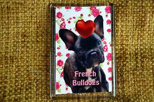 French-Bulldog-Dog-Gift-Dog-Fridge-Magnet-77x51mm-Xmas-Mothers-Day-Gift