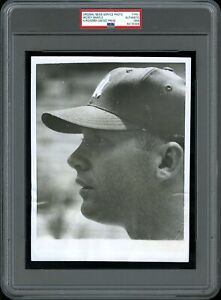 Mickey-Mantle-1956-Type-1-Original-Photo-PSA-DNA-by-Arthur-Rickerby-RARE