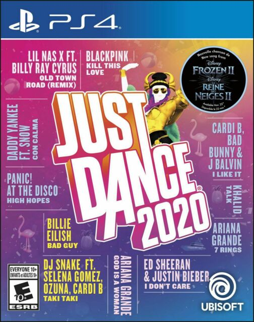 Just Dance 2020 (Sony Playstation 4, 2019) NEW + SEALED