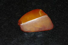 Antik alt old Roh Bernstein raw amber egg yolk Butterscotch yellow Art deco