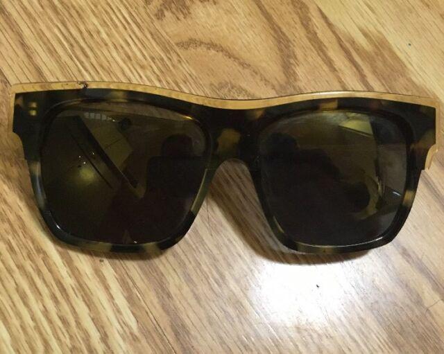 264ff99a35 MCQ Alexander McQueen MQ 0004S 004 Women s Tortoise Frame Sunglasses 55▫️15  140