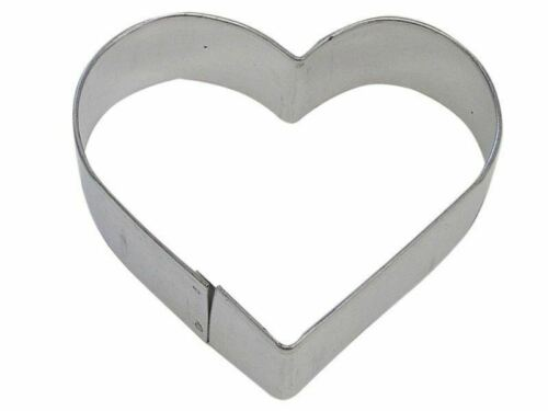 """Heart Cookie Cutter 4/"""" Love Gift Valentines Day Baking cook"""