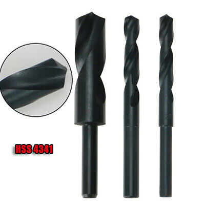 UK Drills 24.5mm Blacksmith Reduced Shank HSS Drill Bit
