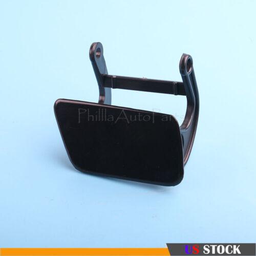 Right Passenger #51117060586 For BMW  E60 E61 Primed Headlight Washer Cover