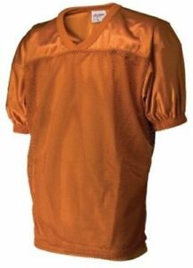 watch 4f1aa 35674 Details about Lot of 10 Rawlings Adult Football Practice Jerseys Orange  Size M - FJ9204