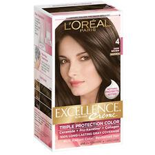 L Oreal Excellence Creme Hair Kit Dark Brown 1ct 071249210529