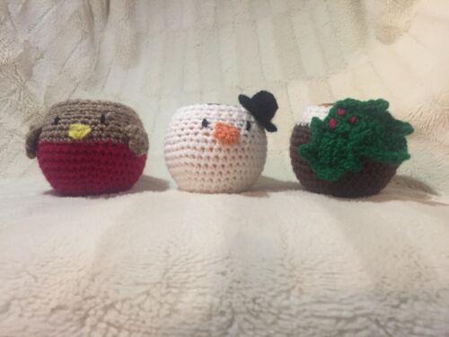 Noël Crochet Kit un Craft Cadeau pour tout le monde